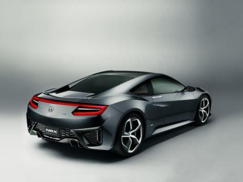 Honda Acura NSX: Trải nghiệm như Ferrari, giá ngang Porsche ảnh 3