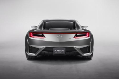 Honda Acura NSX: Trải nghiệm như Ferrari, giá ngang Porsche ảnh 2