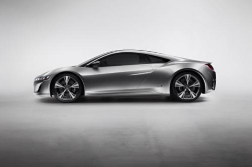 Honda Acura NSX: Trải nghiệm như Ferrari, giá ngang Porsche ảnh 1