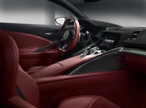 Honda Acura NSX: Trải nghiệm như Ferrari, giá ngang Porsche ảnh 7