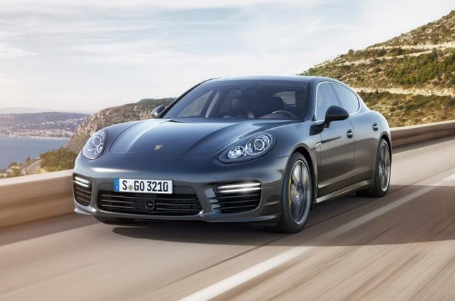 Porsche trình làng Panamera Turbo S 2014 ảnh 3