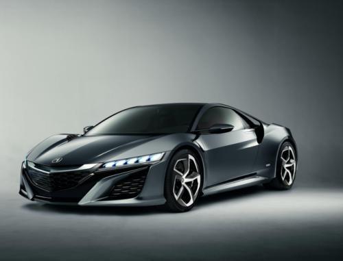 Honda Acura NSX: Trải nghiệm như Ferrari, giá ngang Porsche ảnh 4