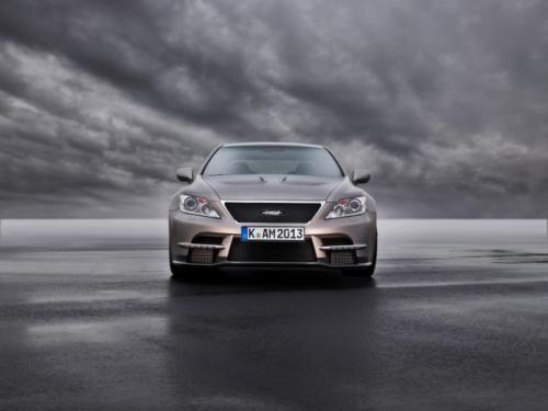 Lexus muốn ra mắt LS Sport 650 vào năm 2015 ảnh 1