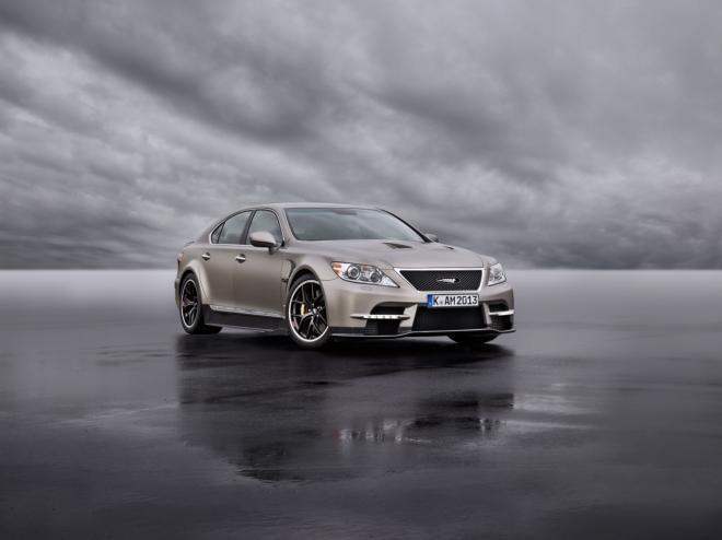 Lexus muốn ra mắt LS Sport 650 vào năm 2015 ảnh 2