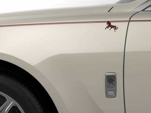 Sau rồng, Rolls-Royce Ghost tiếp tục có phiên bản ngựa ảnh 3