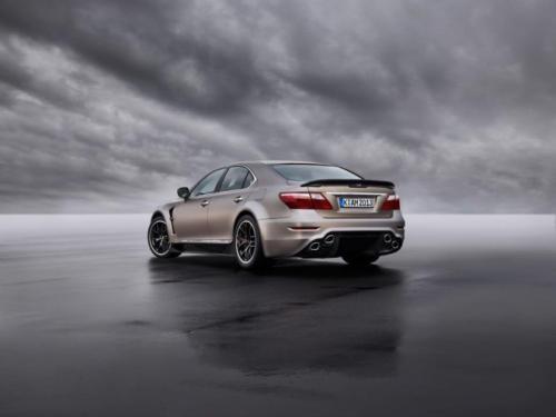Lexus muốn ra mắt LS Sport 650 vào năm 2015 ảnh 3