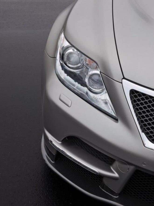 Lexus muốn ra mắt LS Sport 650 vào năm 2015 ảnh 7