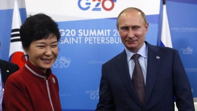 Tổng thống Nga Putin sẽ đến thăm Hàn Quốc trong tháng 11 ảnh 1