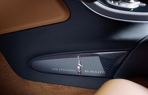 Chiêm ngưỡng vẻ đẹp của chiếc Bugatti huyền thoại thứ 3 ảnh 9