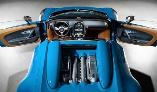 Chiêm ngưỡng vẻ đẹp của chiếc Bugatti huyền thoại thứ 3 ảnh 3