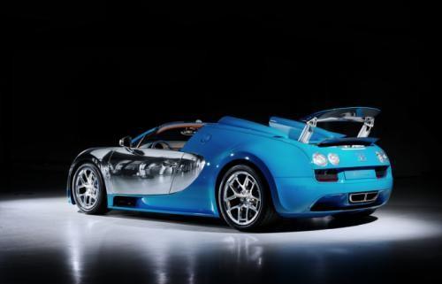 Chiêm ngưỡng vẻ đẹp của chiếc Bugatti huyền thoại thứ 3 ảnh 2