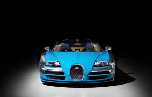 Chiêm ngưỡng vẻ đẹp của chiếc Bugatti huyền thoại thứ 3 ảnh 1