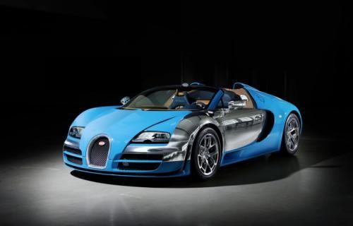 Chiêm ngưỡng vẻ đẹp của chiếc Bugatti huyền thoại thứ 3 ảnh 4
