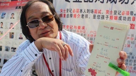 Thượng Hải có cả một khu chợ chuyên...môi giới hôn nhân ảnh 5