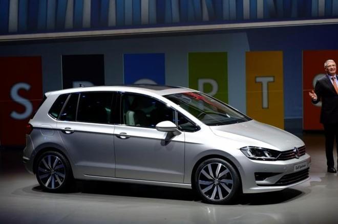 Volkswagen thay đổi xu hướng thiết kế ảnh 1