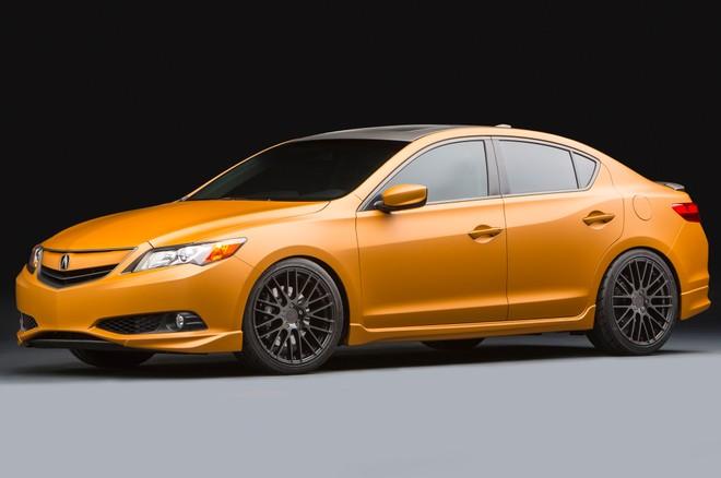 Honda Acura gây ấn tượng với 3 mẫu concept ảnh 7