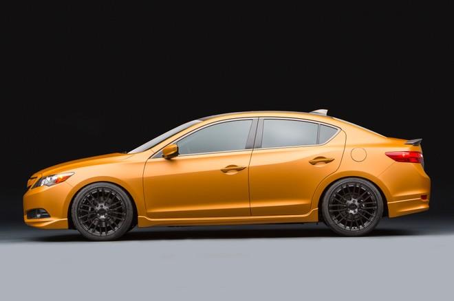 Honda Acura gây ấn tượng với 3 mẫu concept ảnh 8