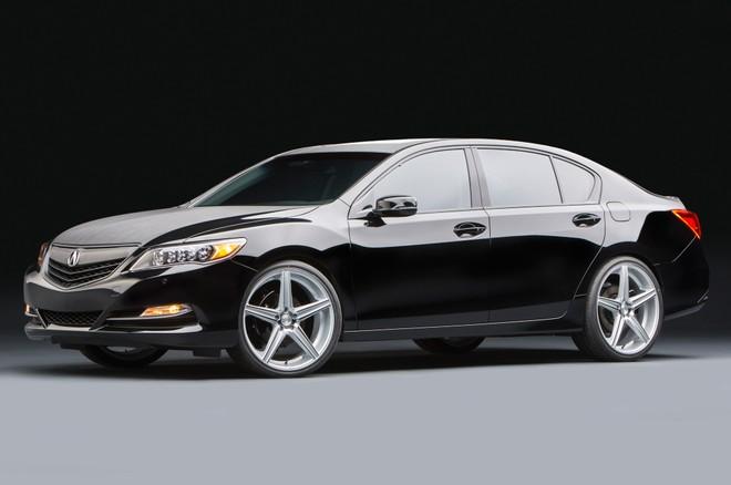 Honda Acura gây ấn tượng với 3 mẫu concept ảnh 4