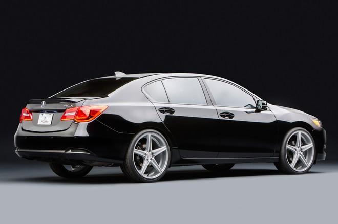 Honda Acura gây ấn tượng với 3 mẫu concept ảnh 5
