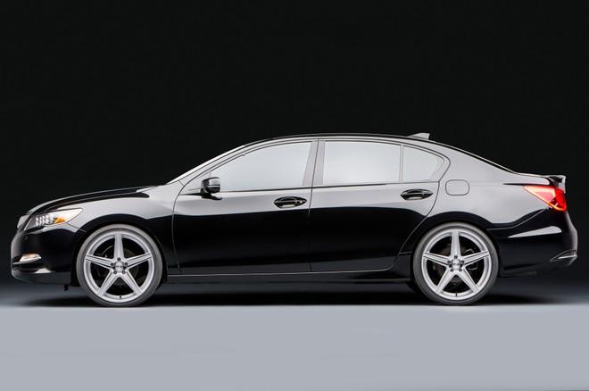 Honda Acura gây ấn tượng với 3 mẫu concept ảnh 6