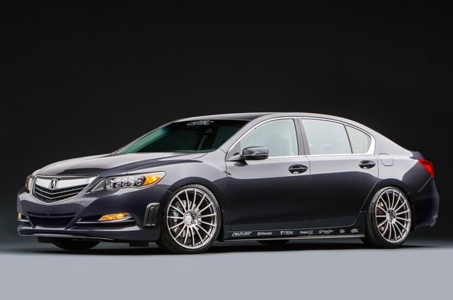 Honda Acura gây ấn tượng với 3 mẫu concept ảnh 1