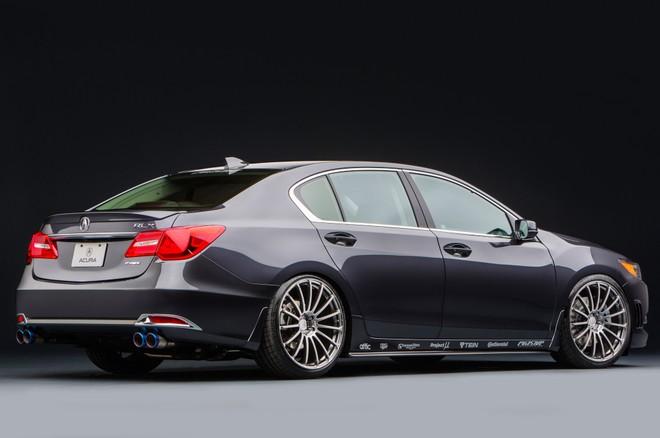 Honda Acura gây ấn tượng với 3 mẫu concept ảnh 2