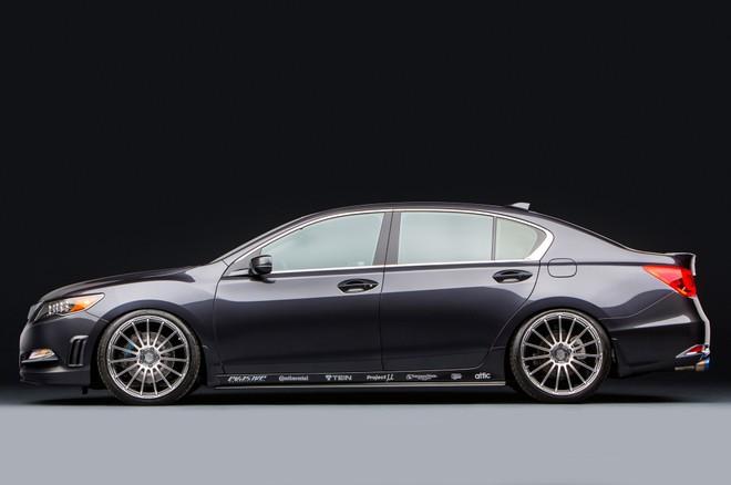 Honda Acura gây ấn tượng với 3 mẫu concept ảnh 3