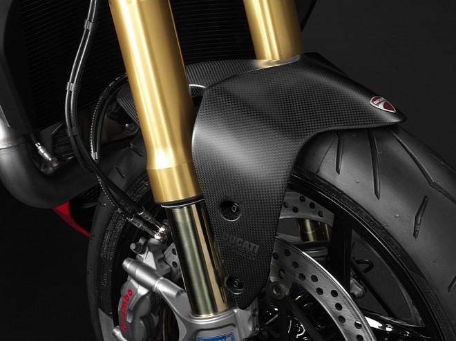 Ducati cho ra mắt chiếc Monster 1200 mới ảnh 7