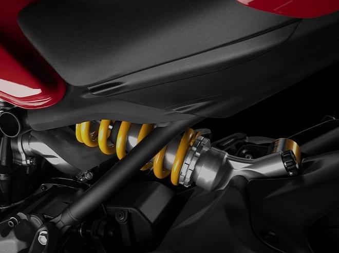 Ducati cho ra mắt chiếc Monster 1200 mới ảnh 8
