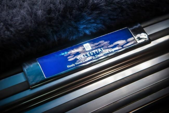 Rolls-Royce Celestial Phantom đính 446 viên kim cương ảnh 2