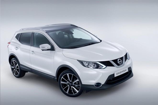 Nissan Qashqai 2014: Sang trọng và tiện lợi ảnh 1