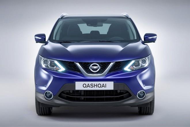 Nissan Qashqai 2014: Sang trọng và tiện lợi ảnh 4