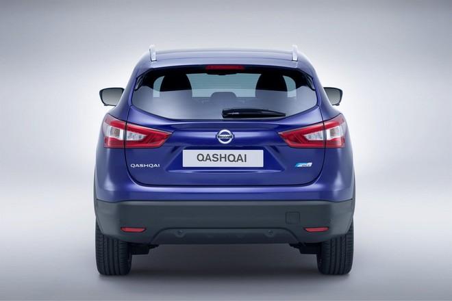 Nissan Qashqai 2014: Sang trọng và tiện lợi ảnh 5