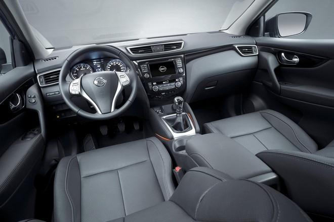 Nissan Qashqai 2014: Sang trọng và tiện lợi ảnh 6