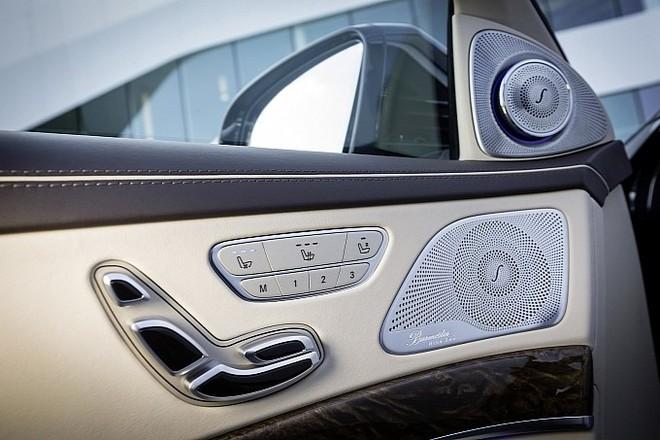 Mercedes trình làng sedan hạng sang S65 AMG 2014 ảnh 7
