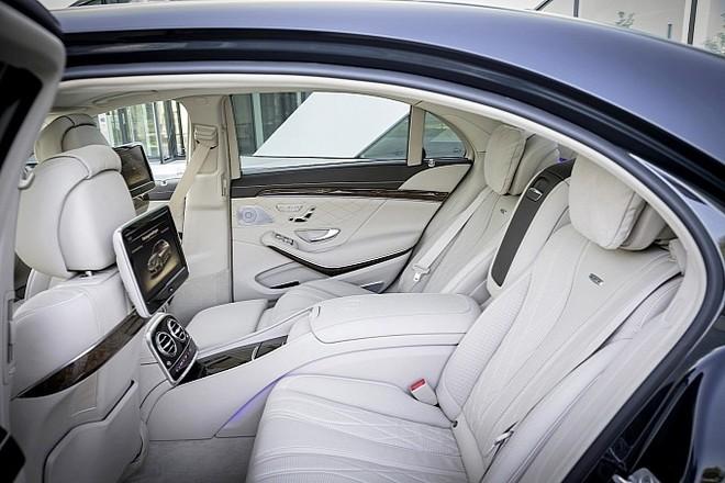 Mercedes trình làng sedan hạng sang S65 AMG 2014 ảnh 8
