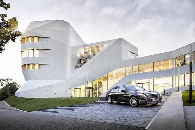 Mercedes trình làng sedan hạng sang S65 AMG 2014 ảnh 12