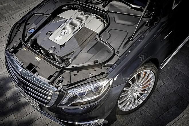 Mercedes trình làng sedan hạng sang S65 AMG 2014 ảnh 6