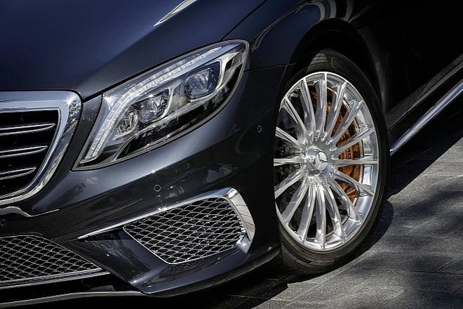 Mercedes trình làng sedan hạng sang S65 AMG 2014 ảnh 4