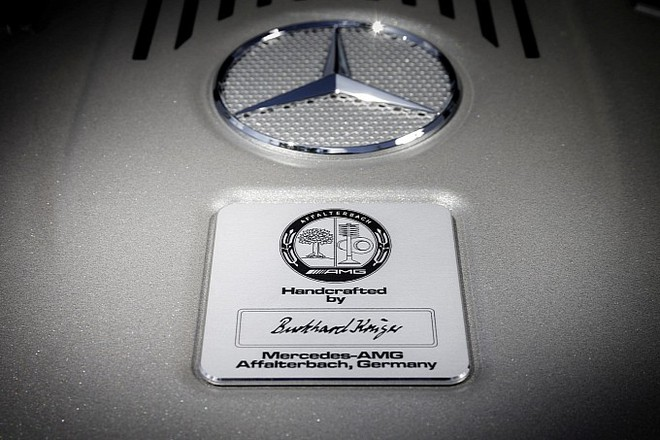 Mercedes trình làng sedan hạng sang S65 AMG 2014 ảnh 11