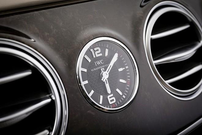Mercedes trình làng sedan hạng sang S65 AMG 2014 ảnh 9