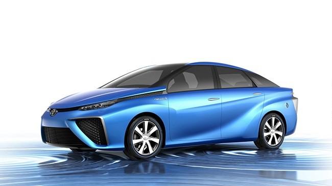 Những mẫu xe trong tương lai của Toyota ảnh 1