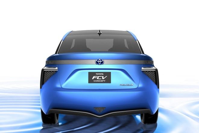 Những mẫu xe trong tương lai của Toyota ảnh 2
