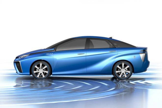 Những mẫu xe trong tương lai của Toyota ảnh 3