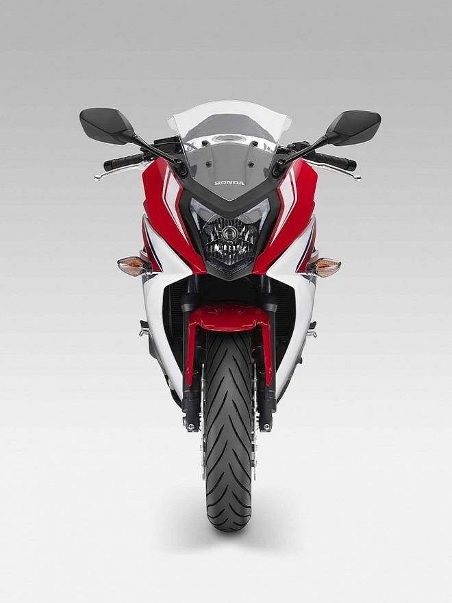 Honda CBR650F 2014 không cần động cơ khoẻ để gây ấn tượng ảnh 5
