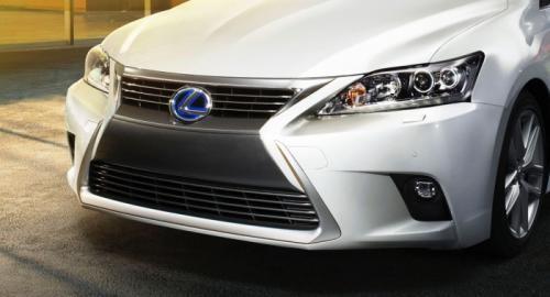 Hình ảnh chính thức của Lexus CT200h 2014 ảnh 2