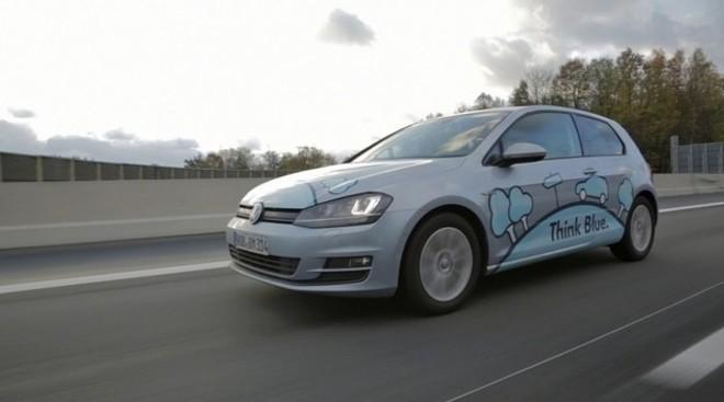 Volkswagen tự phá kỉ lục tiết kiệm nhiên liệu của chính mình ảnh 1