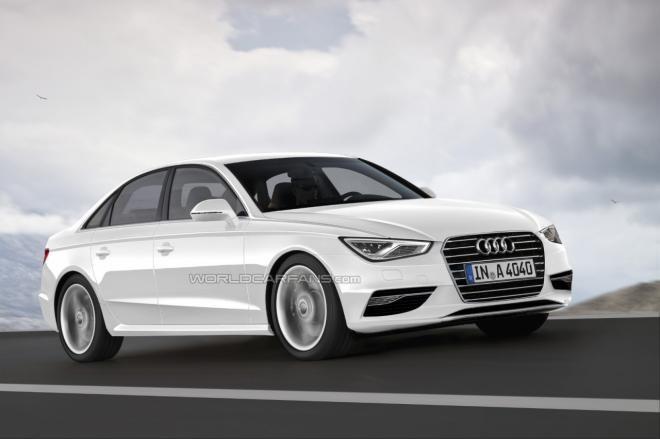 Audi M4 thế hệ mới: Tiết kiệm và hiện đại ảnh 1