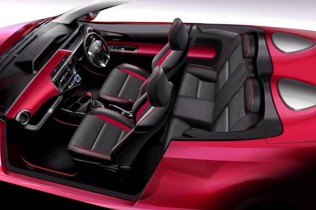 Toyota Aqua Air concept: Tiêu thụ xăng chỉ như xe máy ảnh 2