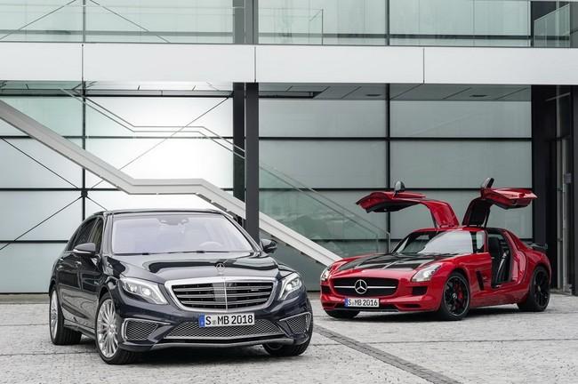 Mercedes SLS AMG lộ diện phiên bản cuối cùng ảnh 5